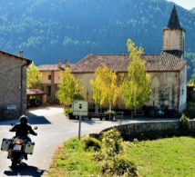 Les Motards du Tourisme, on the road again...