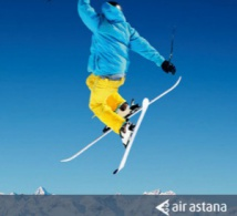 Surprenante Asie Centrale avec Air Astana