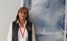 """Véronique Halbout, responsable du Département """"Groupes"""". Photo MS."""