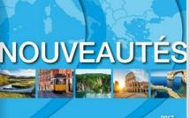 La couverture de la brochure avec les nouveautés groupes de Travel Europe pour sa production 2016/2017 - DR : Travel Europe