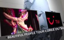 TUI fait voyager les meilleurs vendeurs en Corée du Sud à l'occasion du Beautiful People Tour