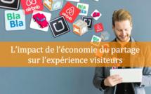 L'économie collaborative engendre un meilleur taux de satisfaction des voyageurs - DR : Cabinet TCI Research