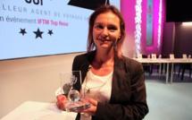 Delphine Decle, agent Jancarthier Aix en Provence, gagnante de la Travel Agents Cup IFTM Top Resa 2016 (c) Johanna Gutkind