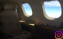 Aujourd'hui liligo s'intéresse au voyageur d'affaires grâce à son partenariat avec Le Jet (c) Instagram Le Jet