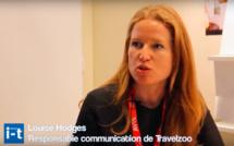 Louise Hodges, responsable communication de Travelzoo (c) Johanna Gutkind