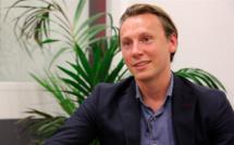 ohn-Lee Saez, le directeur France, Espagne, Autriche de Kayak (c) Johanna Gutkind
