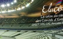 Le Stade de France est entièrement privatisé à l'occasion d'Eluceo - DR : Gamexpo