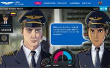 Crew est un jeu de rôles où les employés peuvent jouer différents personnages (c) Capture Amadeus