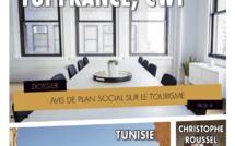 """""""Repères Hebdo"""" n°5 : avis de plan social sur le tourisme"""