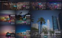 La société revendique un un volume d'affaires de 500 millions de dollars de réservation en 2016, 25 000 partenaires hôteliers dans plus de 30 pays. (c) Capture HotelTonight