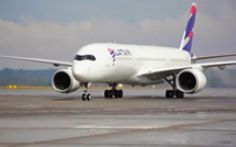 LATAM Airlines accueille l'A350 sur sa ligne Paris - Sao Paulo