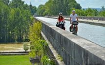 Evazio organise un circuit sur le canal de Garonne, entre Bordeaux et Toulouse.