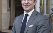 IHG : Thomas Bourdois nommé DG de l'InterContinental Bordeaux - Le Grand Hôtel