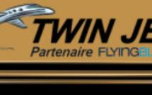 Twin Jet : reprise des vols Nice-Milan le 30 juin 2017