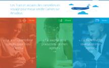mieuxvendrelaerien.com est une platerfome de partage d'expériences destinée aux agents de voyages (c) Capture amadeus