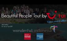 TUI fait voyager les meilleurs vendeurs en Indonésie avec la 3è édition du Beautiful People Tour