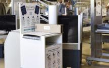 Aéroport de Marseille : un service pour récupérer les objets interdits en cabine