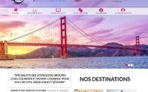 Parfums du Monde a lancé une nouvelle version de son site Internet, mercredi 20 septembre 2017 - DR : Capture d'écran Parfums du Monde