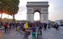 La journée sans voiture à Paris le 1er octobre 2017 n'autorise pas les autocars de transport de touristes à circuler - DR : _RoScO_ via wikicommons