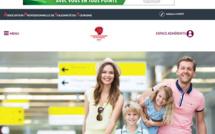 Capture d'écran du nouveau site Internet de l'APST