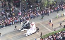 Mexico rassemble plus d'un million de spectateurs pour la Fête des Morts