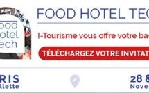 Le salon Food Hotel Tech aura lieu le 28 et 29 novembre 2017 Crédit : DR