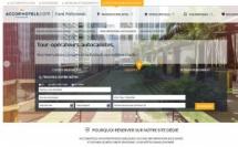 Le portail de la plateforme de réservation Travel Professionals d'AccorHotels. - DR