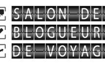 Le salon des Blogueurs de Voyage les 23, 24, et 25 avril 2018 à Millau - Photo DR
