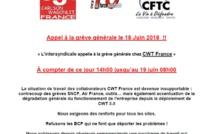 CWT France : l'intersyndicale appelle les salariés à la grève