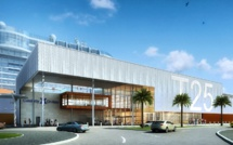 Le Terminal de luxe T25 ouvrira en octobre 2018