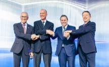 Aegean Airlines commande pour 4,3 milliards d'euros d'Airbus A320neo
