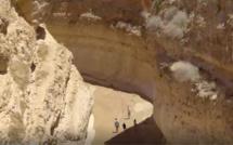 En creusant les trésors de la Tunisie, vous trouverez des vagues et des canyons