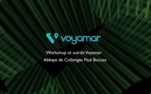 Voyamar : workshop et gala chez Bocuse pour célébrer la nouvelle identité du T.O.
