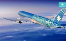 AIR TAHITI NUI : mise en service des premiers Tahitian Dreamliner