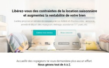 Airbnb rachète la start up Luckey spécialiste dans la conciergerie - DR capture écran