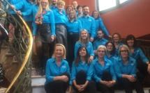 Les équipes de Périer Voyages mobilisées pour le Rendez-vous des Voyageurs  - DR