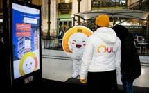OUI.sncf vend des billets grâce à l'IA sur des panneaux publicitaires