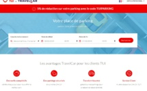 Parking : TravelCar partenaire de TUI France