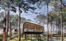 Center Parcs s'implante dans le Lot-et-Garonne avec des hébergements insolites