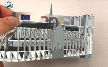 Wow.ink : quand la réalité augmentée participe à la reconstruction de Notre-Dame (vidéo) - Crédit photo : Wow.ink