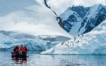 Antarctique : Ponant et National Geographic proposeront 3 nouveaux itinéraires