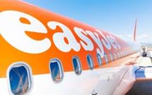 easyJet : près de 5 millions de passagers supplémentaires au 1er semestre 2019