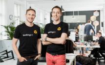 Christoph Kruse et Lukas C. C. Hempel les deux co-fondateurs de bookingkit - DR