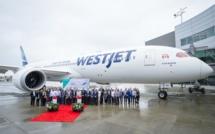 WesJet : inauguration du vol entre Calgary-Paris