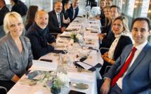 Ponant invite Maud Fontenoy Foundation à Ducasse sur Seine