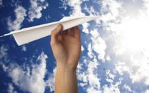 """Ecotaxe sur le transport aérien : """"Que l'Etat prenne ses responsabilités pour fluidifier le ciel européen"""""""