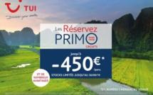 Des réductions et plusieurs autres avantages sont proposés aux clients TUI qui profitent de l'offre PRIMO - DR