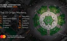 Les principaux marchés émetteurs de touristes selon Mastercard sont...