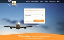 FTI Ticketshop change de numéro de téléphone pour le service technique - Crédit photo : FTI Ticketshop
