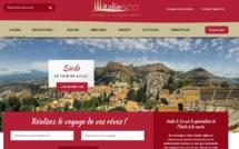 Depuis ce mercredi 31 juillet 2019, Italie&Co est en état de cessation des paiements, en attendant sa liquidation - DR : Capture d'écran Italie&Co